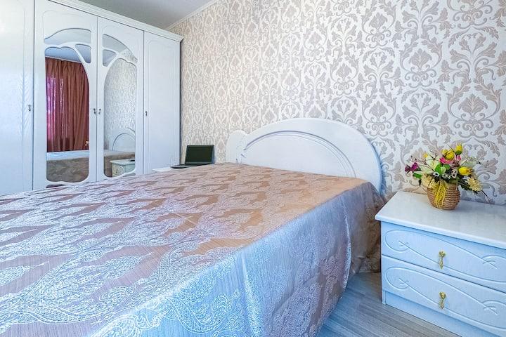 Квартира для романтичных и практичных