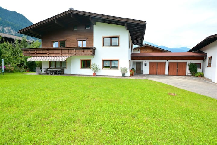 Modern Villa in Schlitters near Ski Area