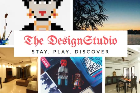 THE DESIGN STUDIO - #1 STAYCATION IN BANGALORE - Bangalore
