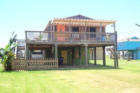 Wine Down at Surfside Beach, TX - Freeport - Maison