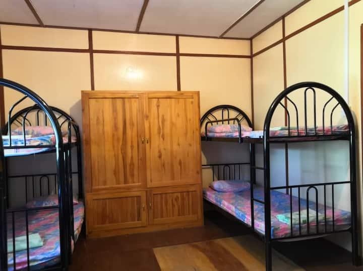 Balung River Eco Resort (Economy Dormitory  1)