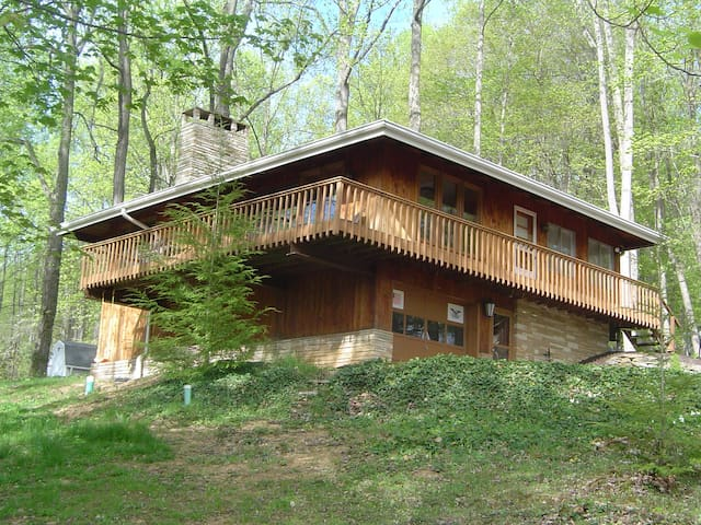 Yough Lake Cabin - Addison - Kabin