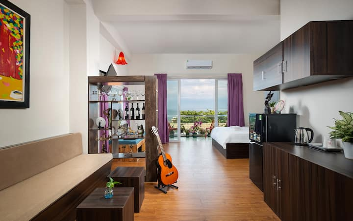 Casa De Arte HOUSE - BEACH&MOUNTAIN VIEW 5th floor