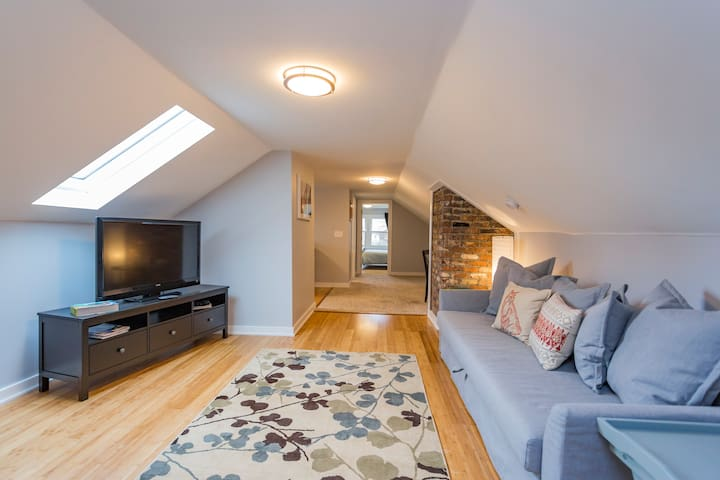 Spacious Suite in East Nashville (30+ Days)