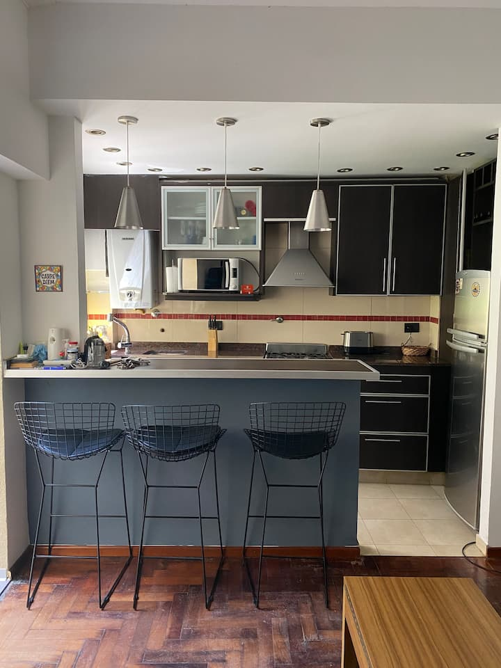 Apartment in Recoleta / Departamento en Recoleta