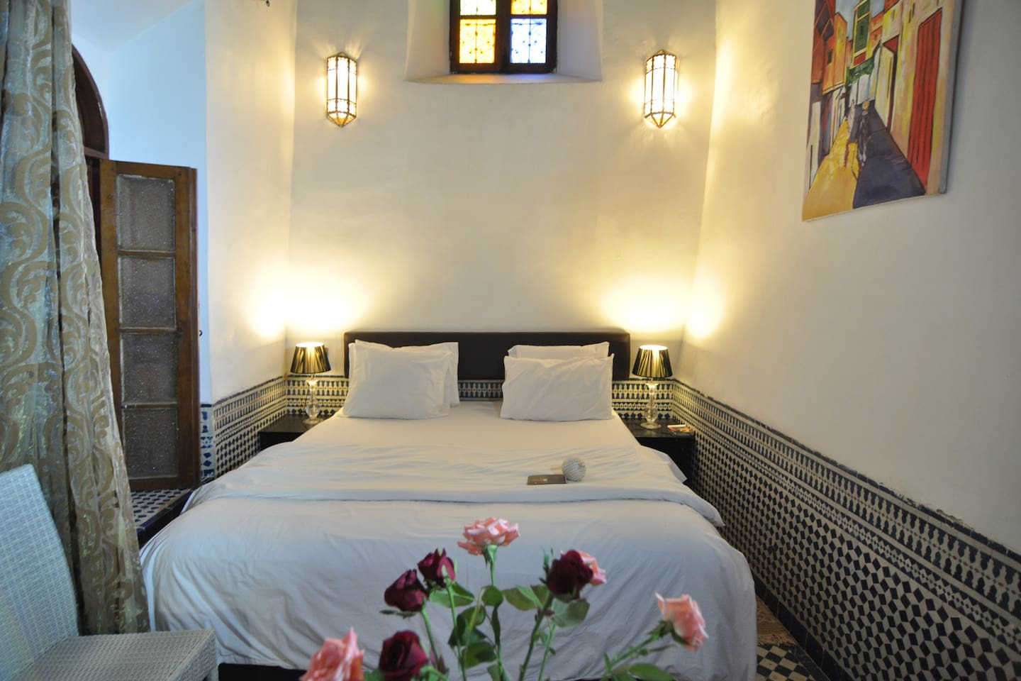 Riad Adarissa Driss Chra Bi F S M Dina Bed And Breakfasts For