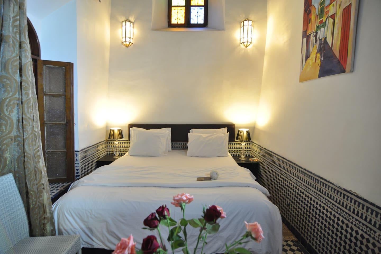 Salle De Bain Fes Maroc ~ riad adarissa driss chra bi f s m dina bed and breakfasts for