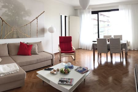 Sunny appartment Brussels near UCL - Woluwe-Saint-Lambert