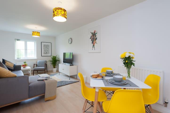 Platinum SA - Siric Luxury Apartment