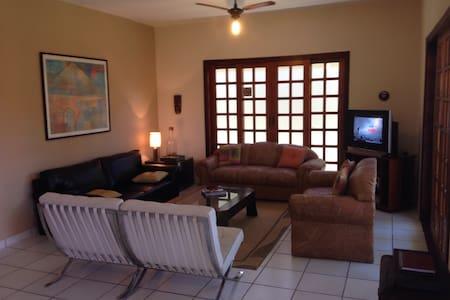 Casa de praia no litoral norte de SP - Barra do Una São Sebastião - Huis
