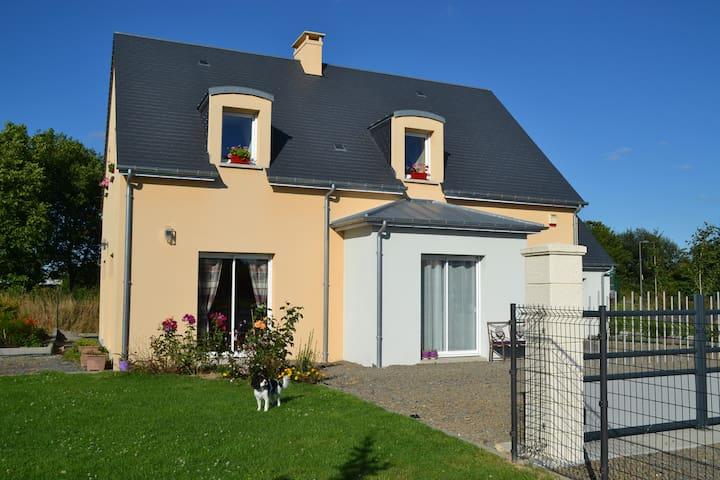 Chambres chez l'habitant - Saint-Lô - บ้าน