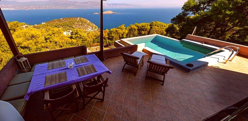 Villa Fragola (...like living in a Carte Postale)