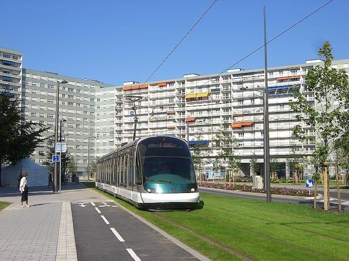 Strasbourg Campus université