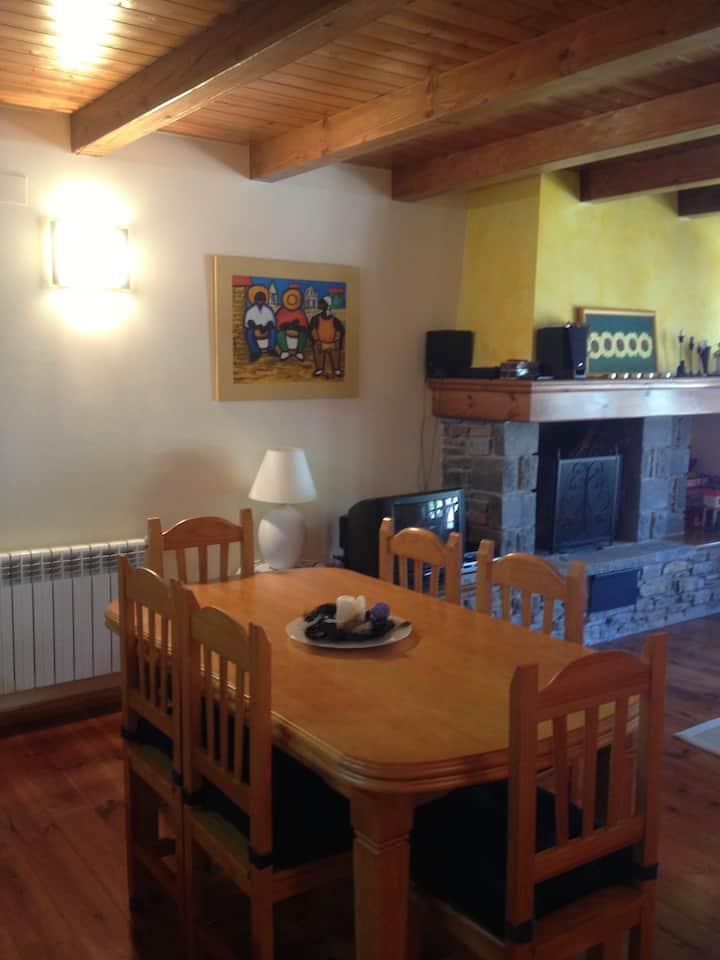 Acogedor y cómodo apartamento en el Valle de Aran