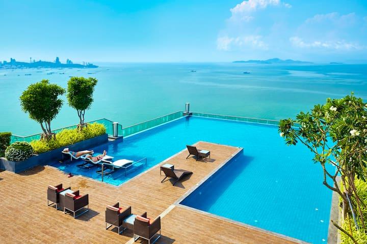 30th floor sea-view@Wang Amat Tower