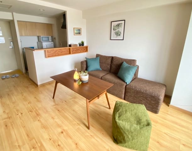 A182 New! 1min walk from station, free wifi!
