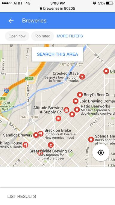 13 breweries within a mile