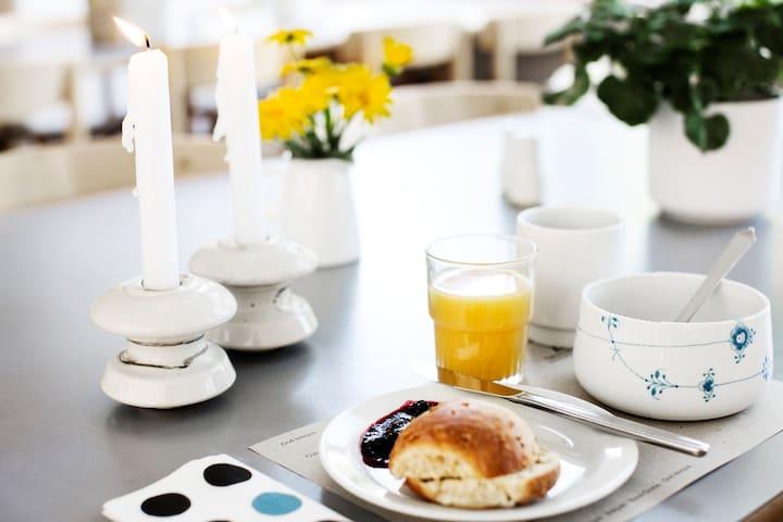 Danhostel et dejligt vandrerhjem - Kalundborg - Bed & Breakfast