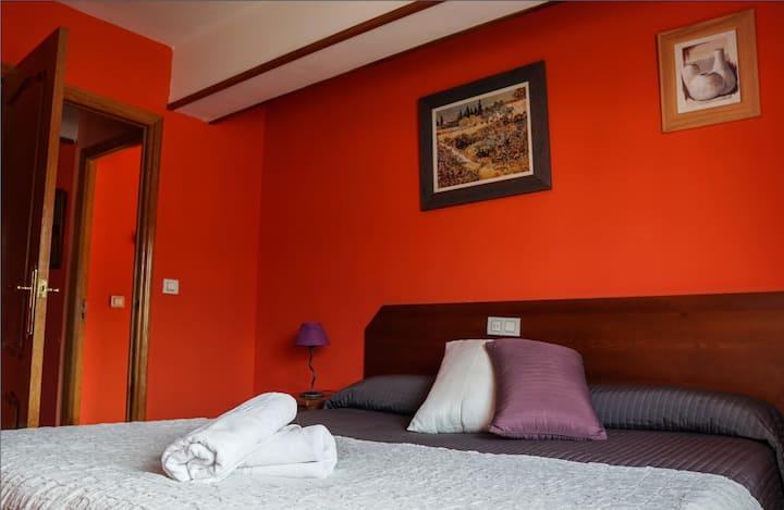 Apartamento Fermin con bañera de hidromasaje