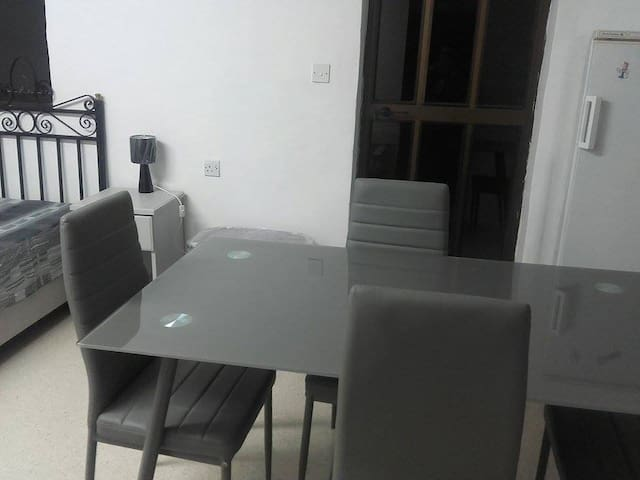 Studio Apartment with Private Bathroom and Kitchen - Rabat