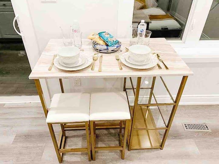 Elegant and super clean Toronto apartment (002)