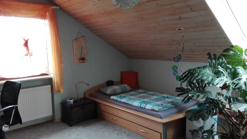 Quiet accommodation on request with breakfast - Schwarzenbach - Apartamento