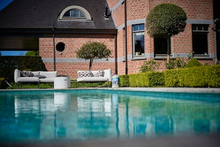 Villa Kakelbont (ville villekulla) - Wetteren - B&B
