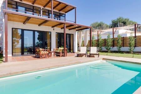 Villa Louloudi, Moudania, Halkidiki, Greece - Nea Moudania - Huvila