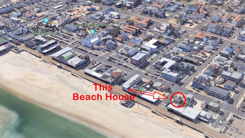 Ocean View Newly Renovated Beach Block Retreat #2