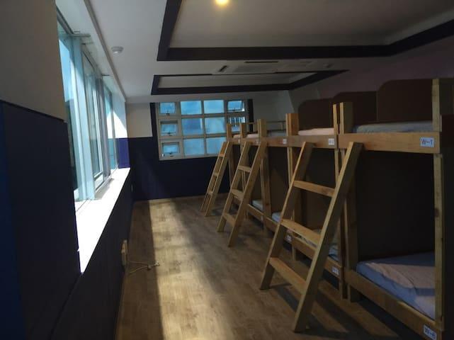 Mellow surf dormitory - Haeundae