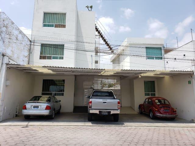 Habitación privada sencilla MrRoom2