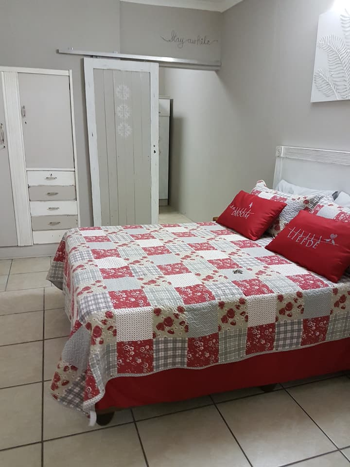 Newly renovated, private air conditioned flat