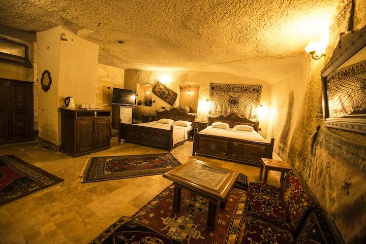 Cave Room @ Vineyard Cave Hotel