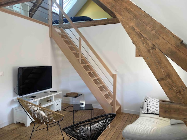 L'Universel - appartement 80m2 cosy neuf