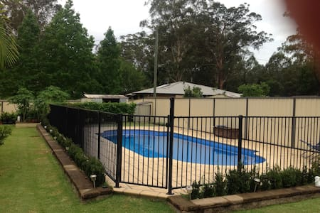Rooms house close to Forster Nabiac - Nabiac