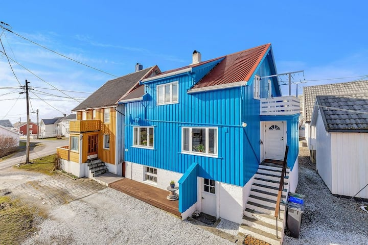 Nordnes - Veiholmen