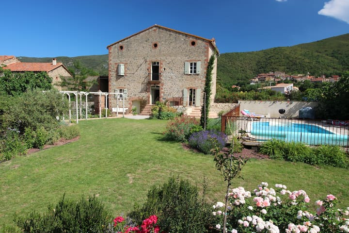 Mas Rouby - 200 year old Farmhouse - Joch - Villa