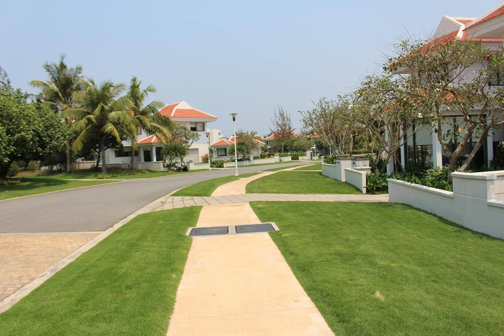 The peaceful street