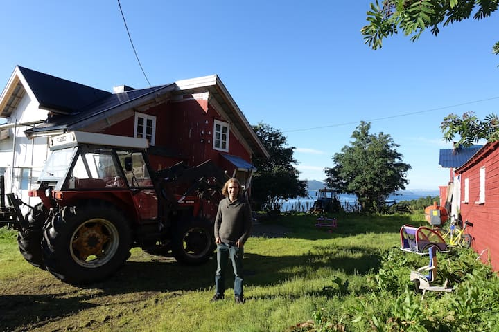 Authentic farm experience in North Norway