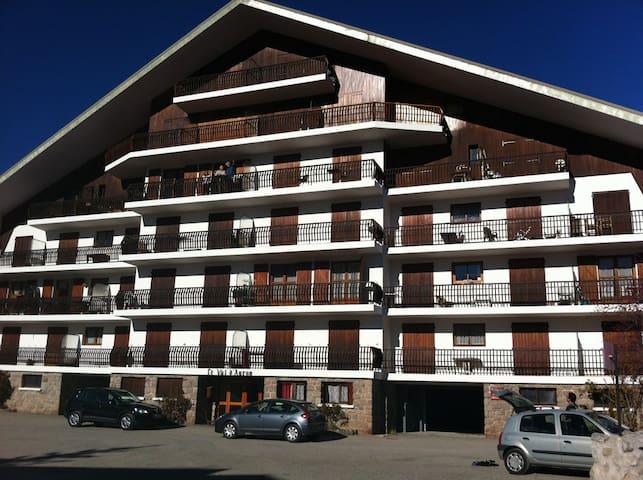 Appartement 2 Pièces - Saint-Étienne-de-Tinée - อพาร์ทเมนท์
