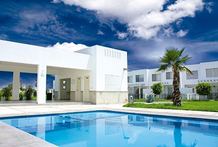Casa bonita y tranquila en Querétaro