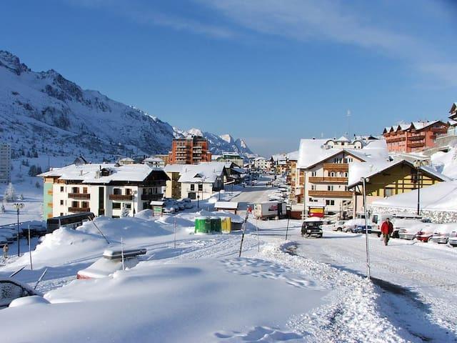 Appartamento sulle piste da sci