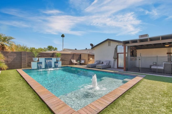 BRAND NEW! BEST CENTRAL LOCATION - PRIVATE POOL!