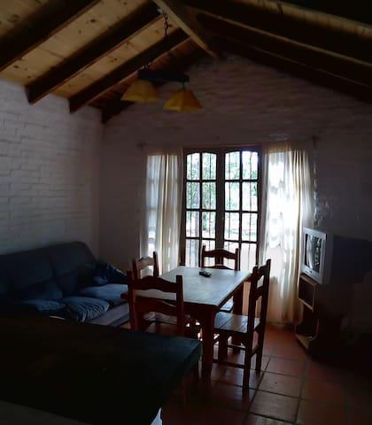 cabaña del country amarilla 1 - La Paloma - Apartament