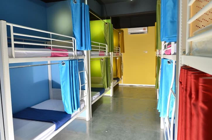 SunnySide Mix Dormitory - George Town - Bed & Breakfast