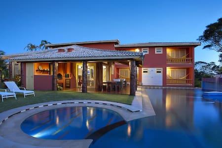 Casa em Trancoso - Bah028 - Trancoso