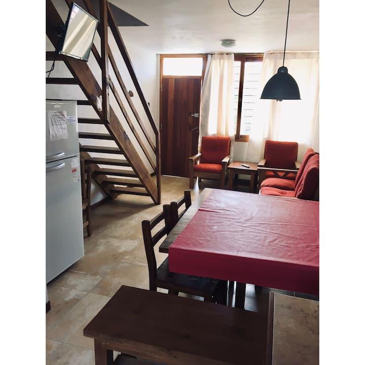 DerMar Villa Gesell - Dúplex 3 ambientes (Nº13)