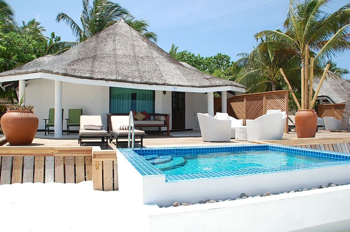 STAY BEACH WITH  PRIVATE POOL