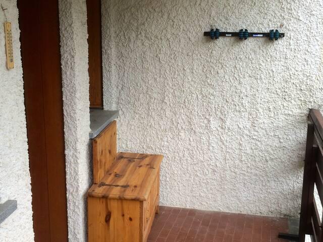 Monte Rosa Ski charming appartment - Gressoney Saint Jean - Leilighet