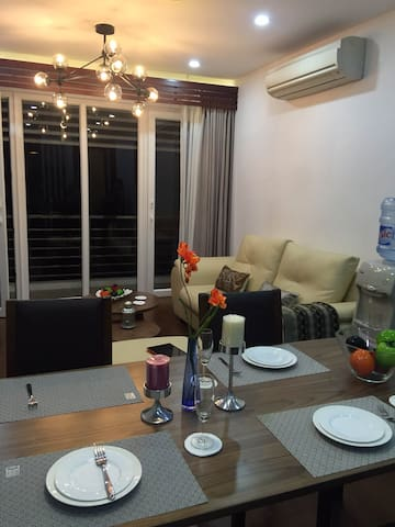 Elegant Apt with Excellent Services in Pasteur.